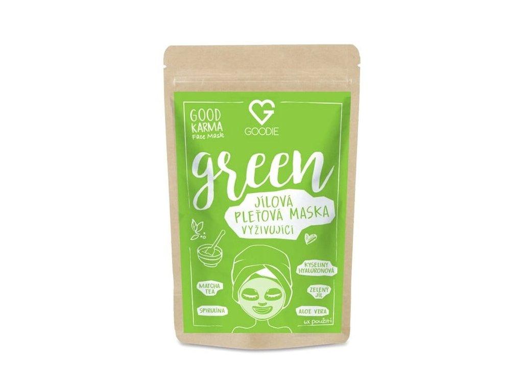 green face mask jilova maska 30 g 1467723720200623140358