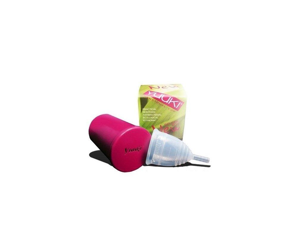 Yuuki Menstruační kalíšek Classic malý včetně sterilizačního kelímku