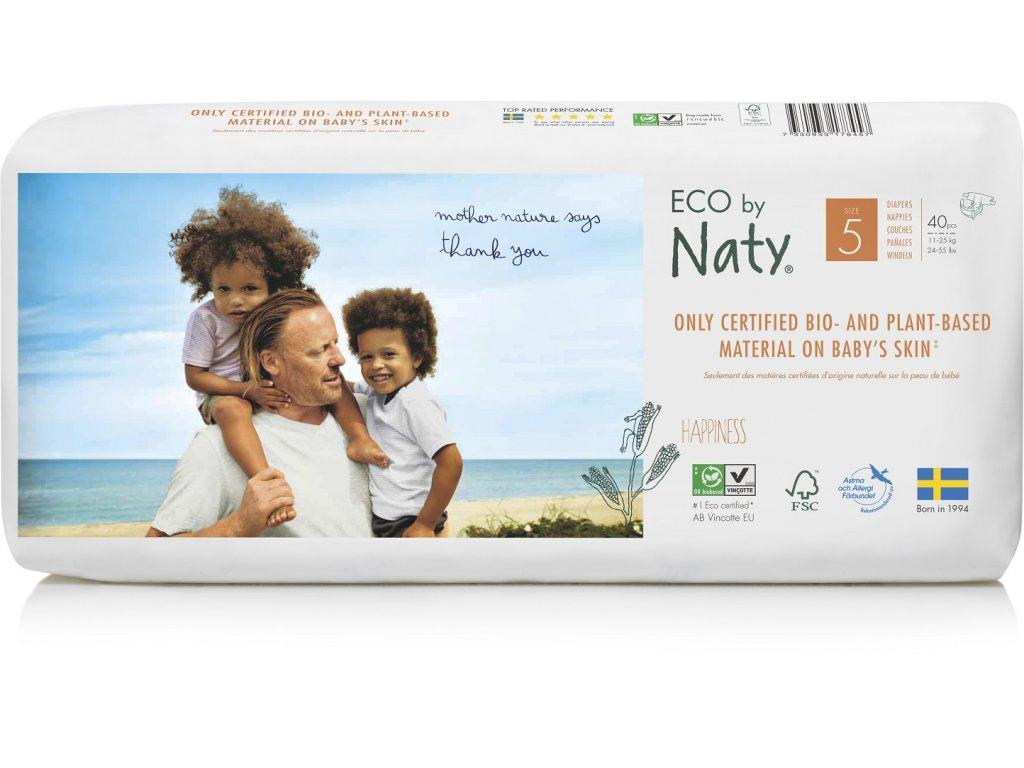 Naty 5 junior economy pack 11 25kg