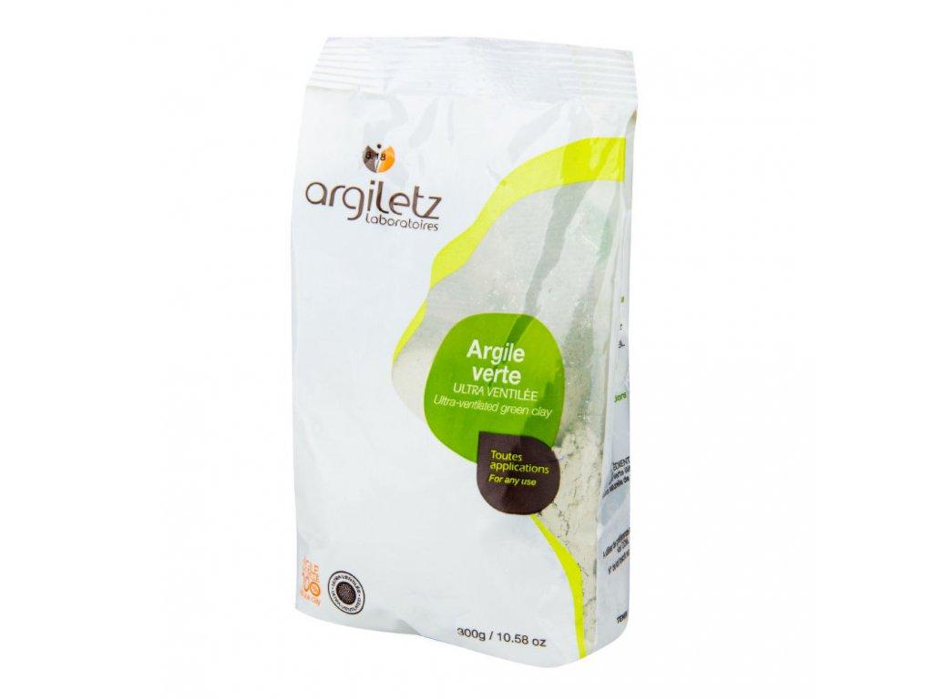 Argiletz Jíl zelený ultra ventilovaný pro mastnou pleť 300 g