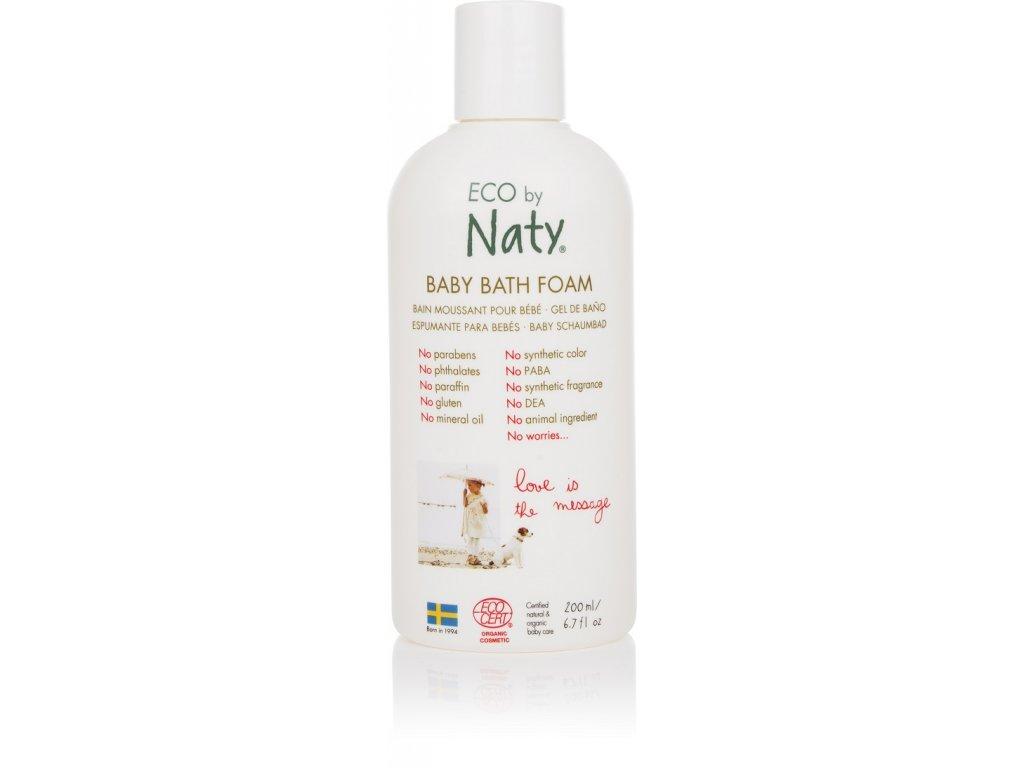 naty bath foam 200ml