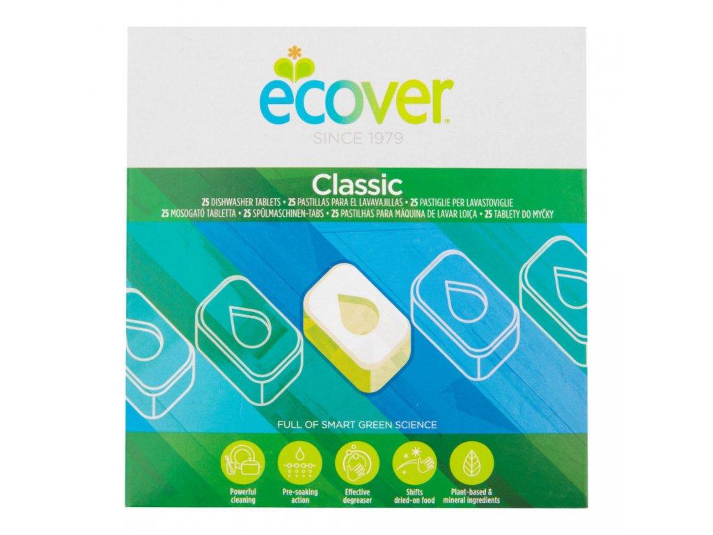 ECOVER  tablety do myčky Classic 500 g 25 ks