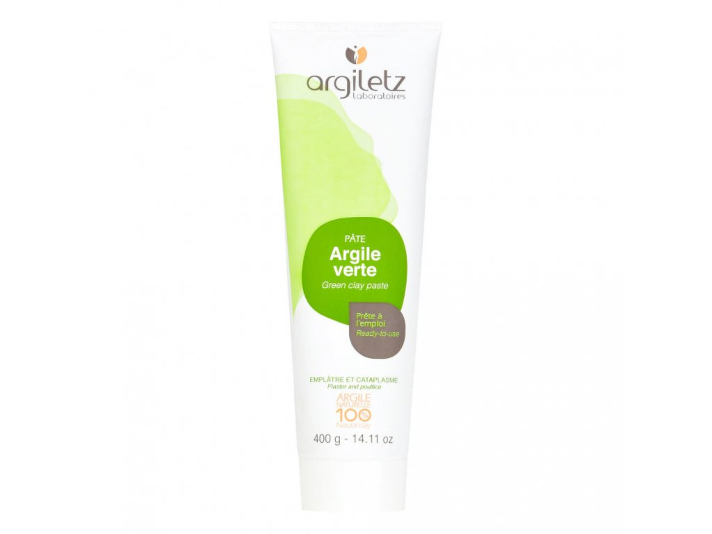 Argiletz Jíl zelený pleťová maska 400 g