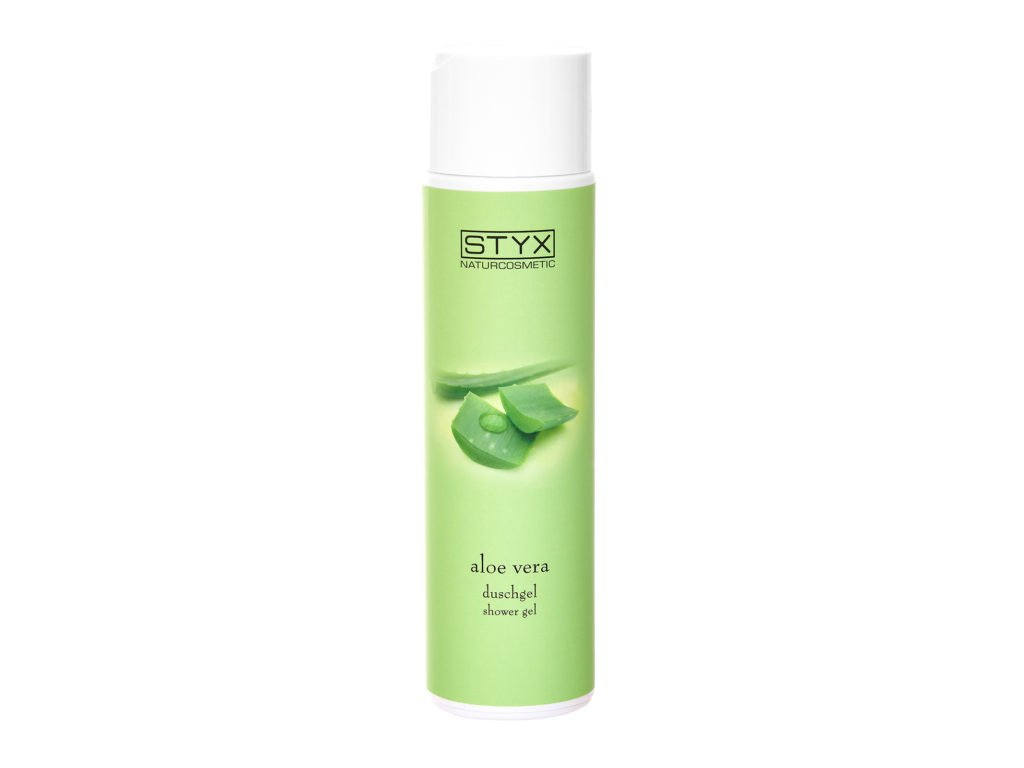 Aloe Vera sprchový gel