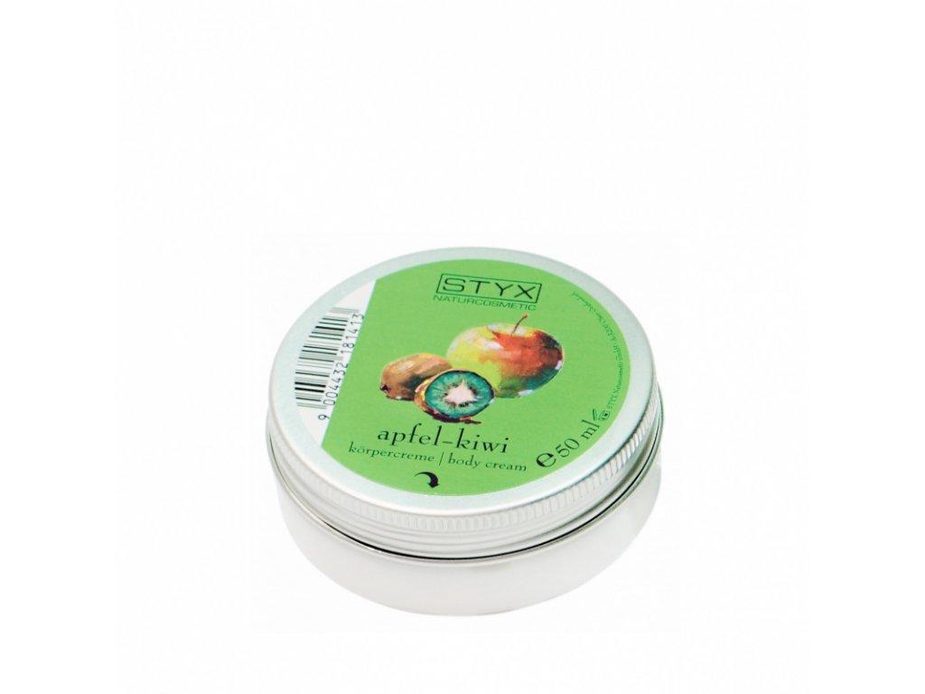 jablko kiwi tel. krem50ml