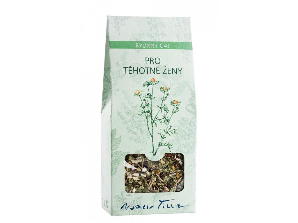 Nobilis Tilia Čaj pro těhotné ženy 50 g