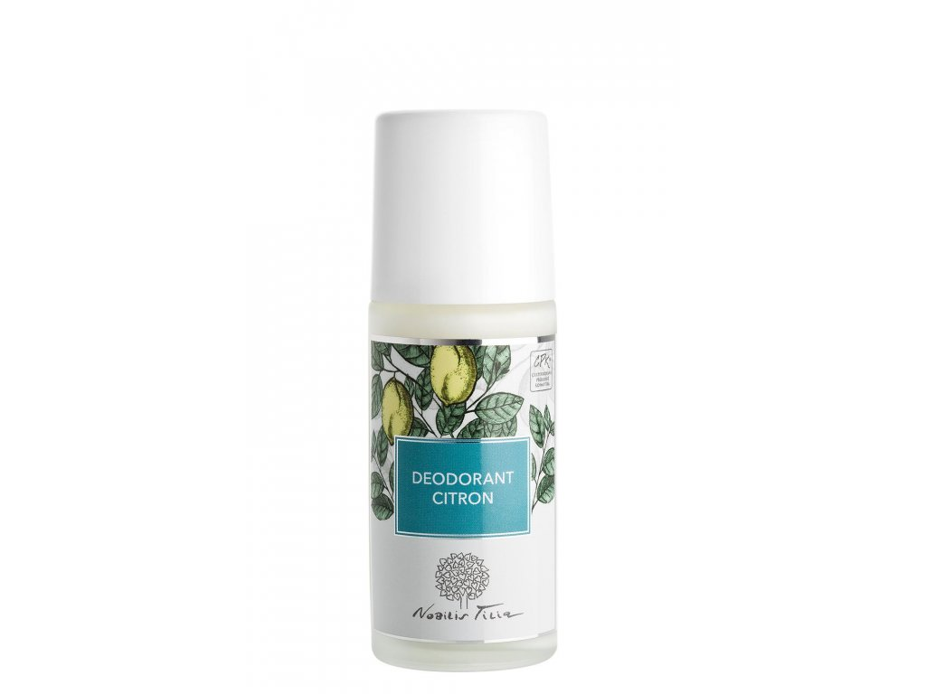 Nobilis Tilia deodorant roll-on Citron 50 ml