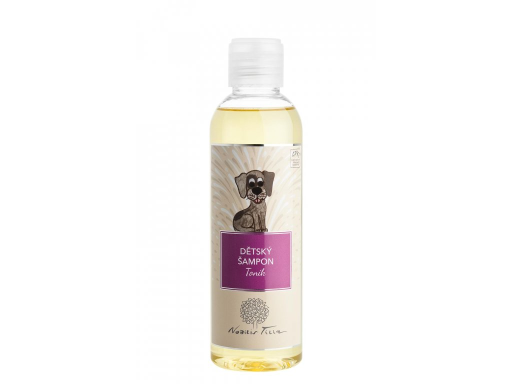 Nobilis Tilia Dětský šampon Toník 200 ml