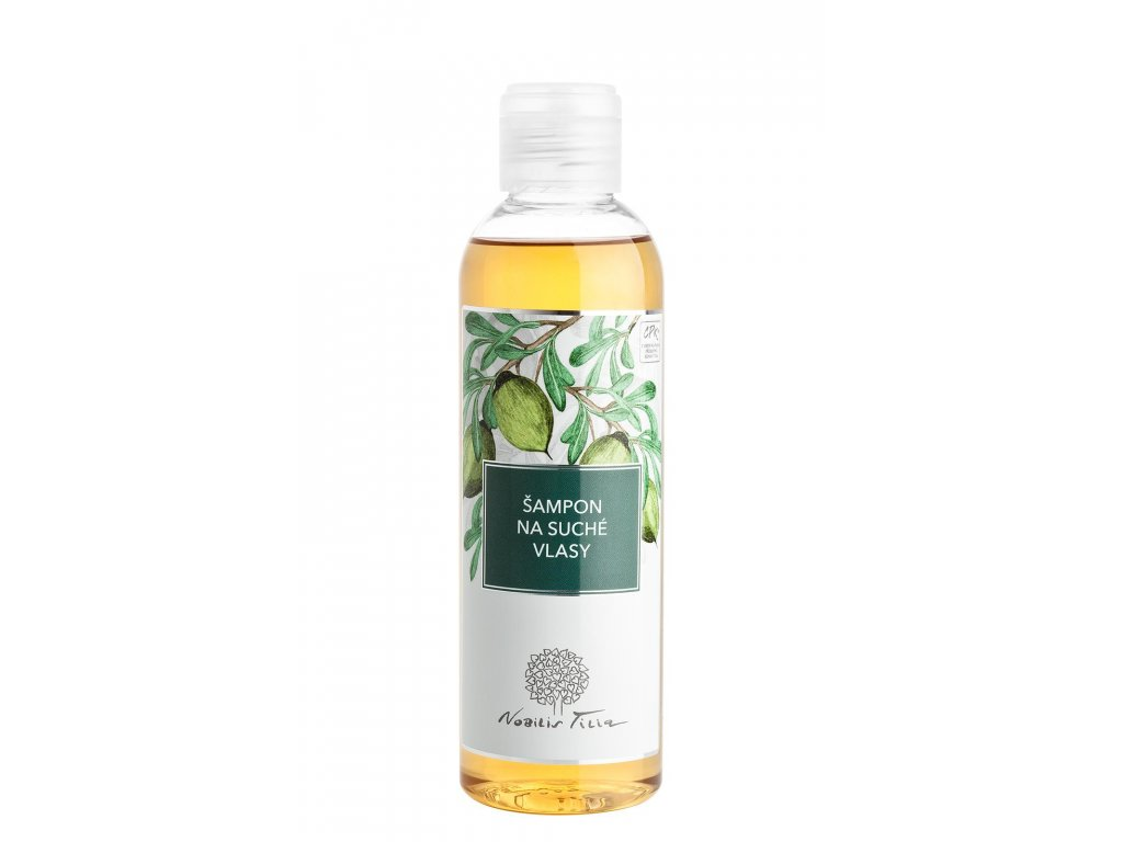 Nobilis Tilia Šampon na suché vlasy 200 ml