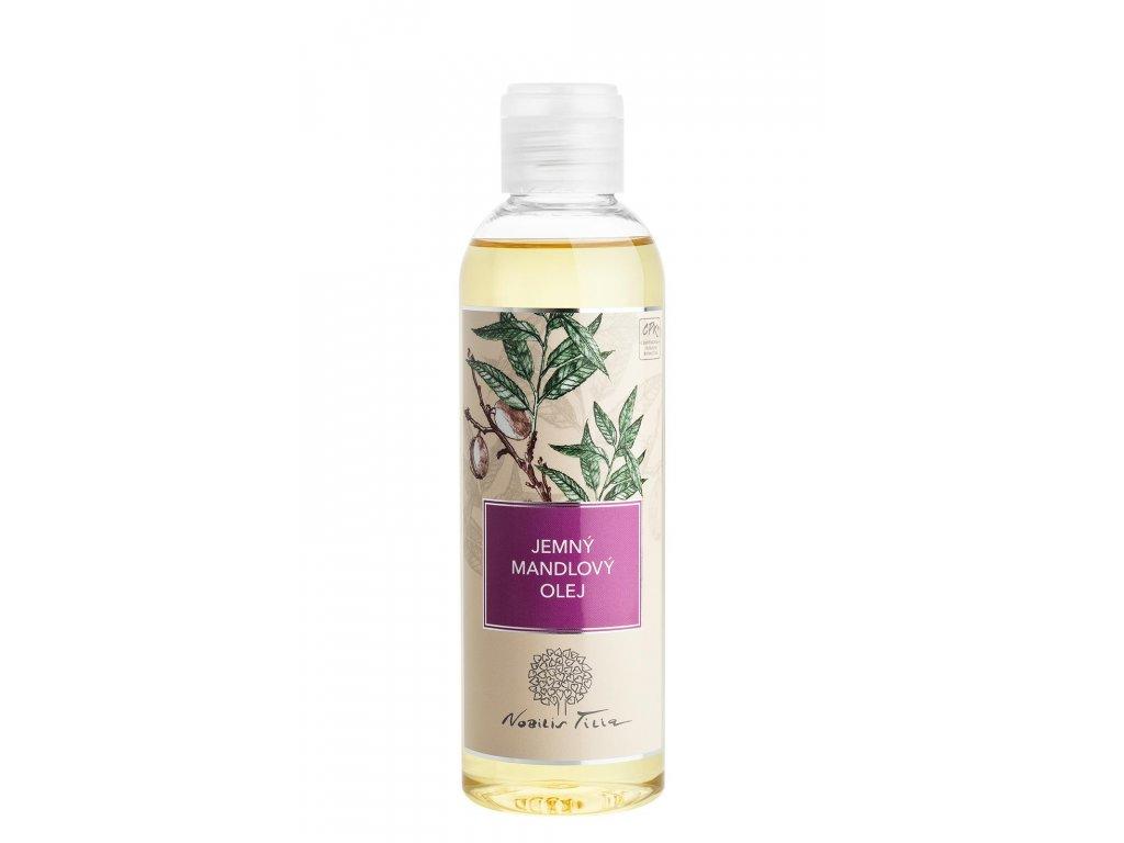 Nobilis Tilia mandlový olej jemný