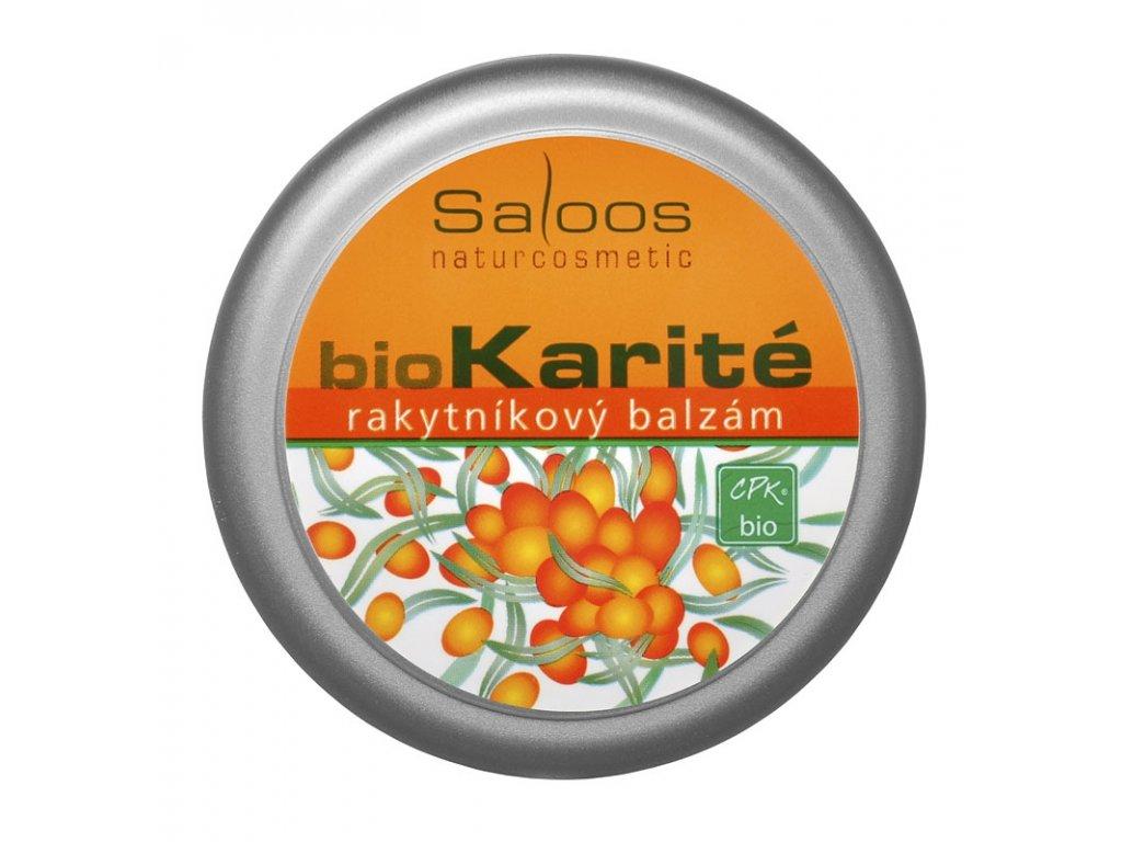 Saloos Balzám Karité Rakytníkový 50 ml