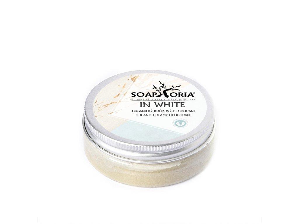 in white deodorant