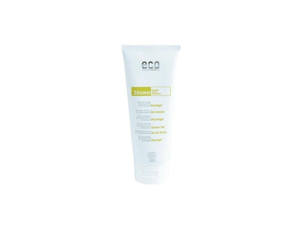 Eco Cosmetics Sprchový gel se zeleným čajem BIO (200 ml)