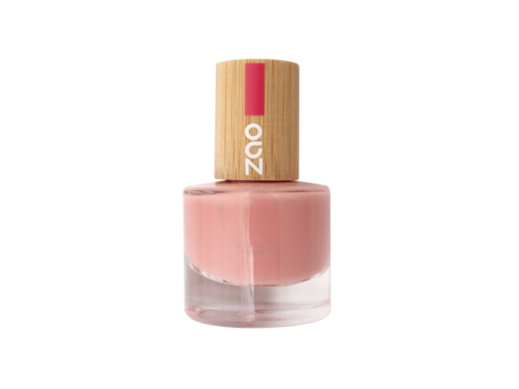 ZAO Lak na nehty 662 Antic Pink 8 ml
