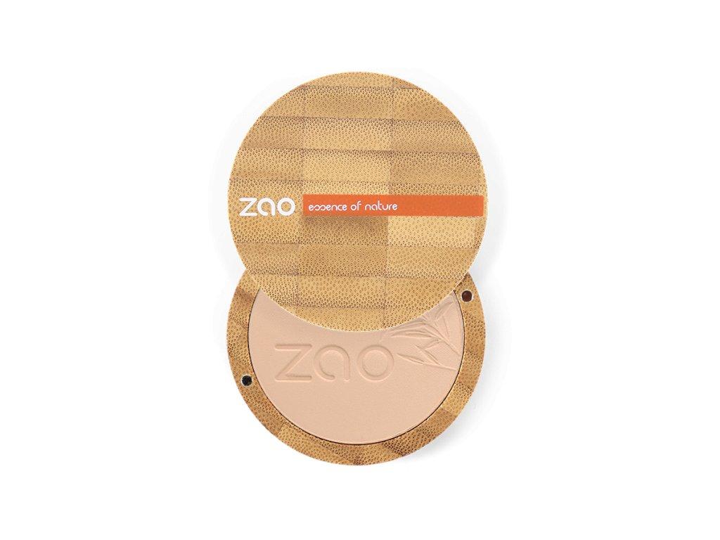 ZAO Kompaktní pudr 302 Beige Orange 9 g