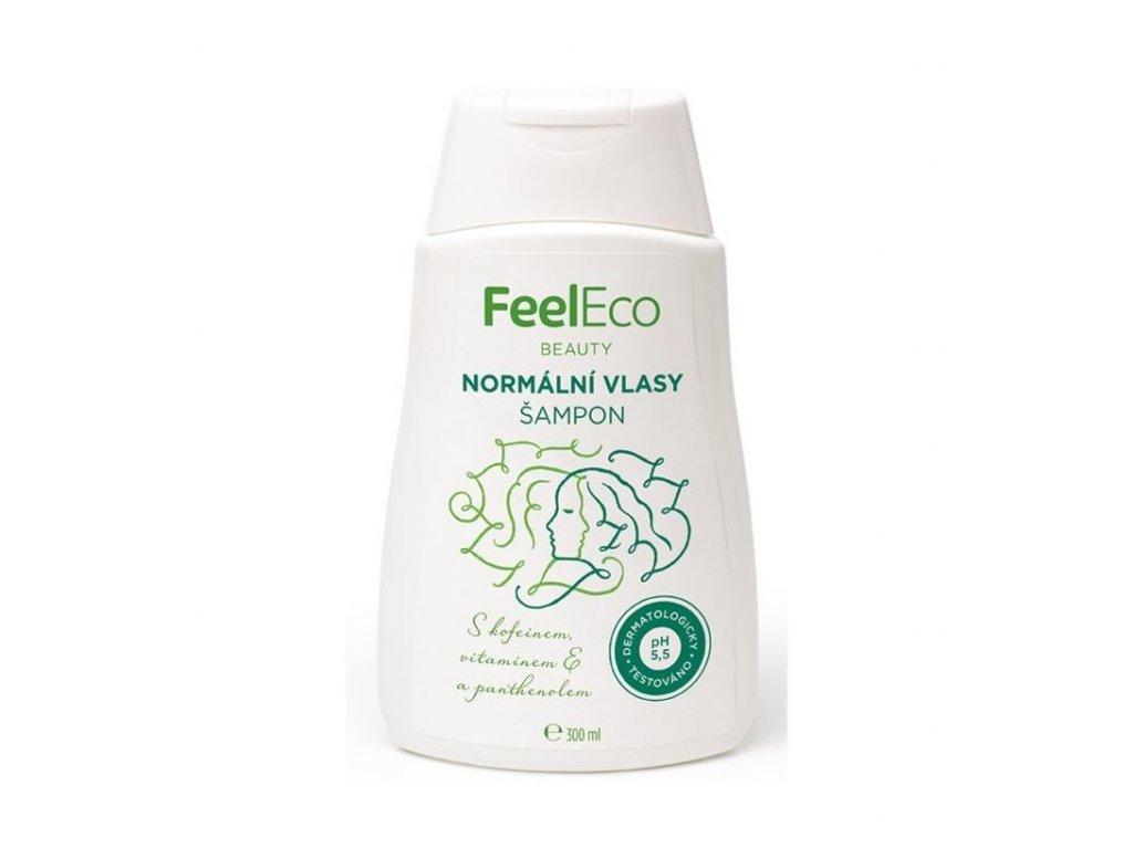 feel eco vlasovy sampon na normalni vlasy 300 ml