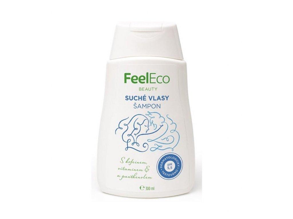 feel eco vlasovy sampon na suche vlasy 300 ml