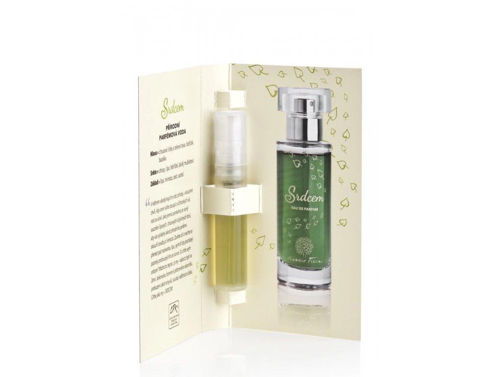 testr parfém