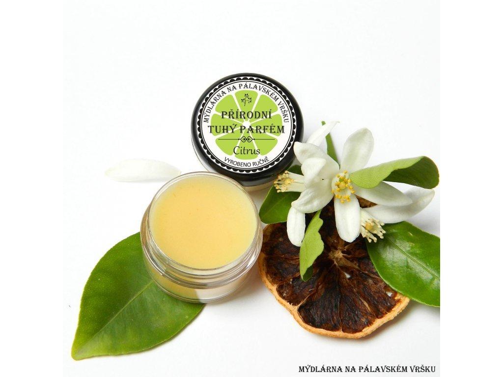 6572 tuhy parfem citrus