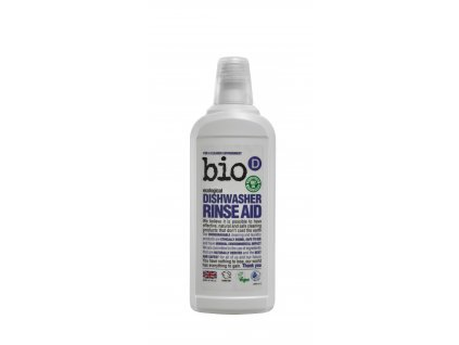 Bio D Dishwasher Rinse Aid 750ml (BRA127)