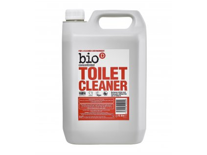 Bio D Toilet Cleaner (5L)