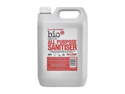 Bio D All Purpose Sanitiser (5L)