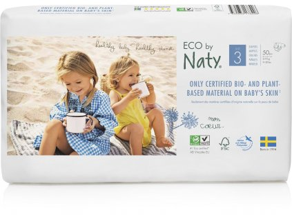 Naty 3 midi economy pack 4 9kg