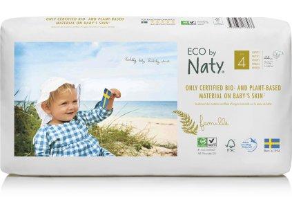 Naty 4 maxi economy pack 7 18kg