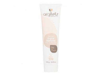 Argiletz maska pleťová zjasňující bílý jíl pro matnou a unavenou pleť100 g