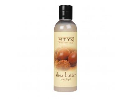 Shea Butter sprchový gel