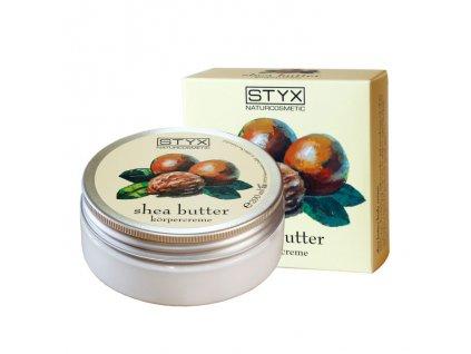 Shea Butter tělový krém s bambuckým máslem200ml