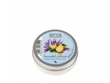 Levandule citron tel. krem 50 ml