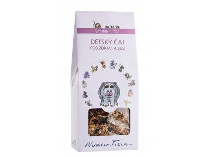 Nobilis Tilia Dětský čaj pro zdraví a sílu 50 g