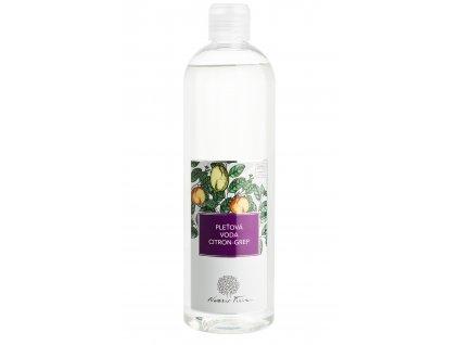 Nobilis Tilia Pleťová voda Citron-grep 200 ml