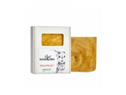 organicke mydlo pre deti