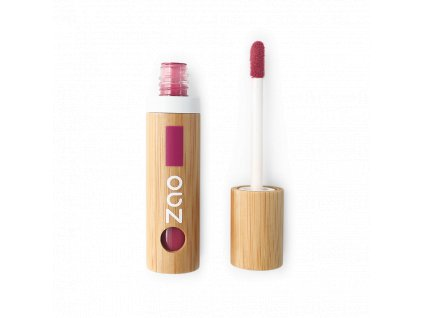 ZAO Lesk na rty 035 Raspberry 3,8 ml bambusový obal