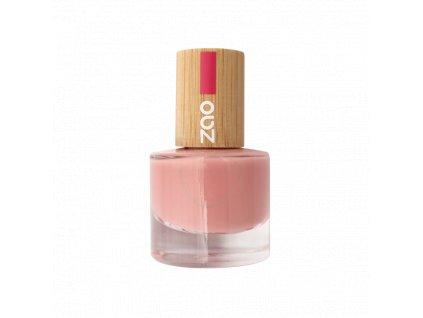 ZAO Lak na nehty 662 Antic Pink 8 ml