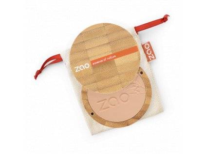 ZAO Kompaktní pudr 303 Brown Beige 9 g