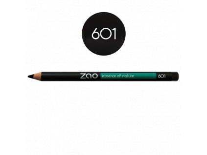 ZAO Tužka na oči a obočí 601 Black 1,14 g