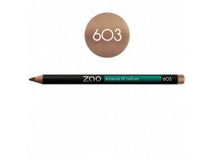 ZAO Tužka na oči a obočí 603 Beige Nude 1,14 g