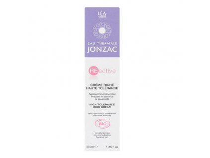 jonzac reactive cr riche 40ml