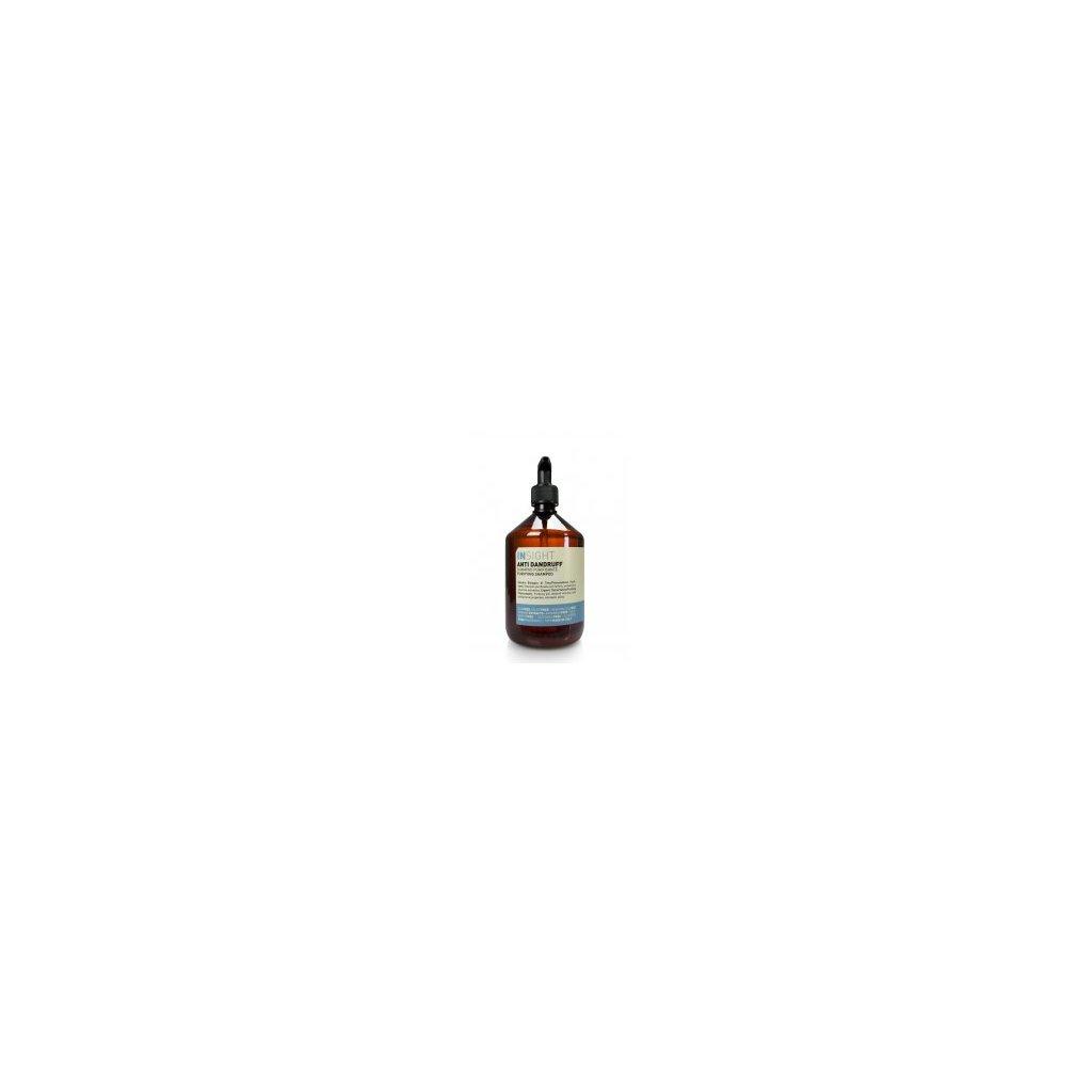 Šampon proti lupům  anti dandruff od 100ml   INSIGHT