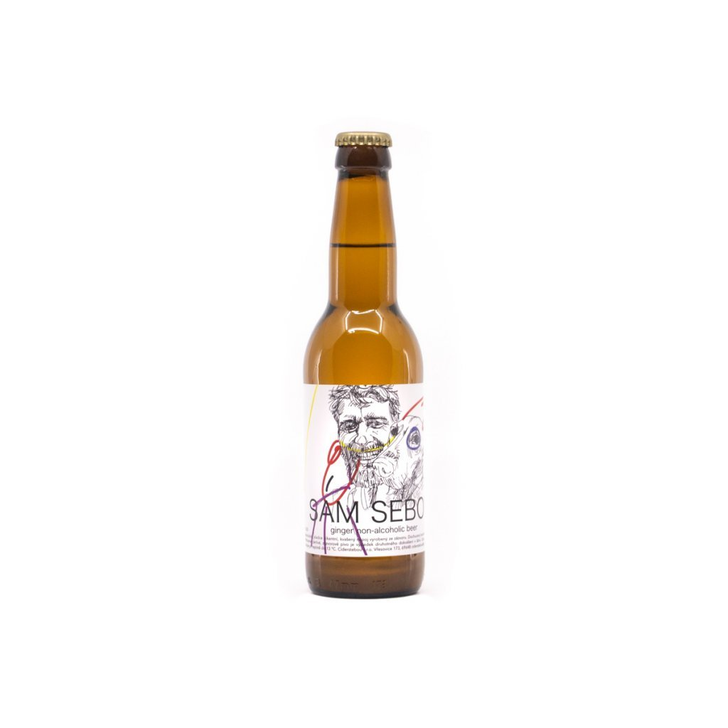 pivo zázvor