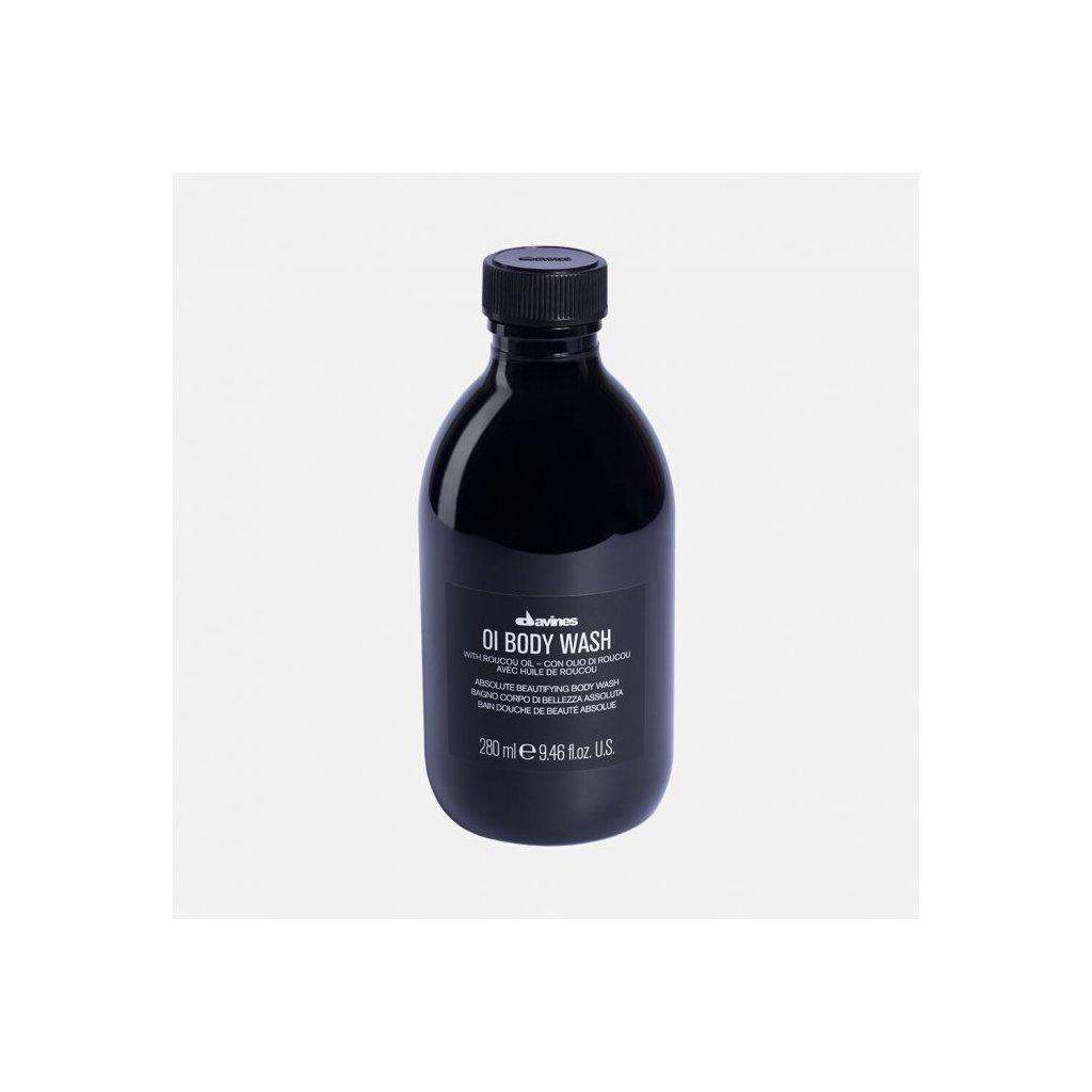 Hydratační a zjemňující sprchový gel 280ml   DAVINESS