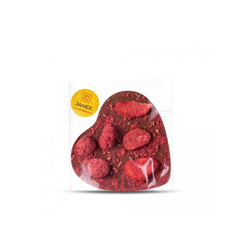 534 mlecne cokoladove srdce s jahodou a malinou cokoladovna janek jpg