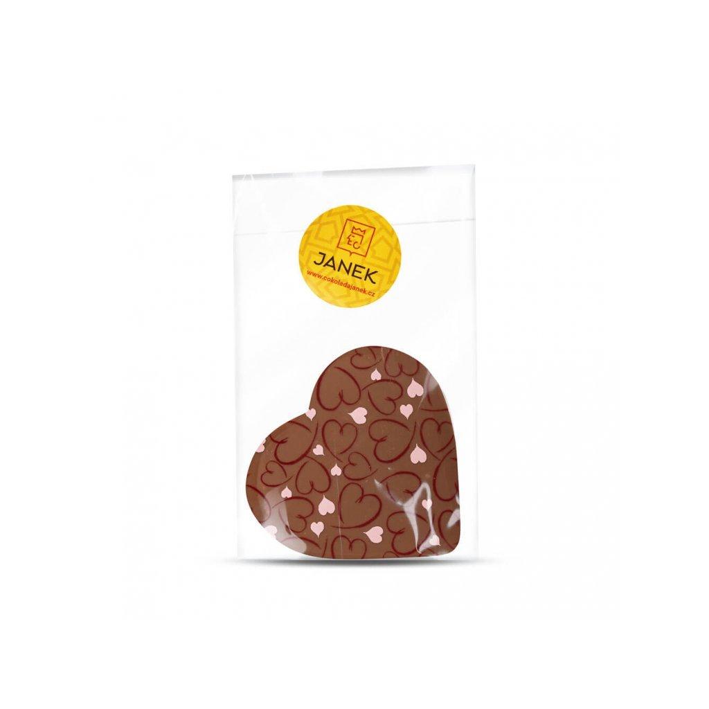 269 1 mlecne cokoladove srdicko valentynsky potisk cokoladovna janek jpg