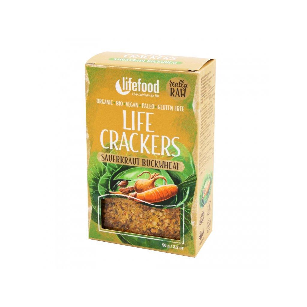3405 lifefood life crackers zelnaky bio 90 g