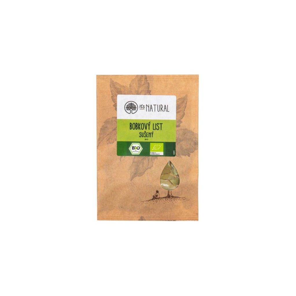 Bobkový list sušený 6 g BIO | PĚKNÝ - UNIMEX
