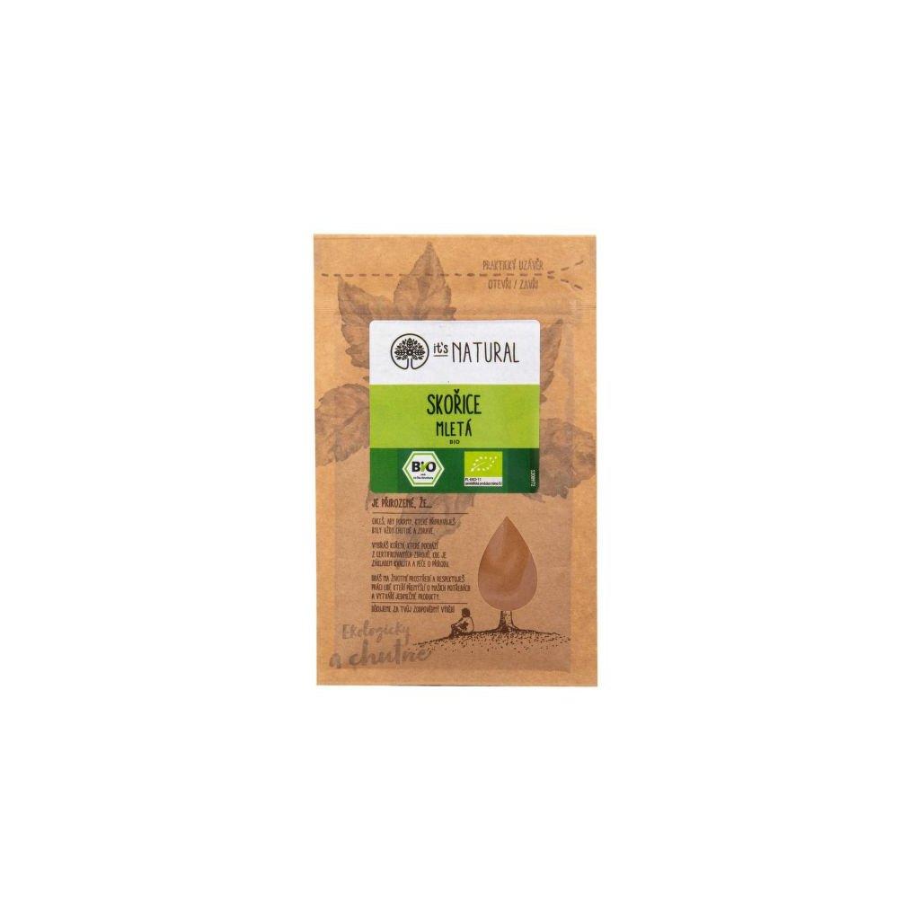 Skořice mletá 15 g BIO | PĚKNÝ - UNIMEX