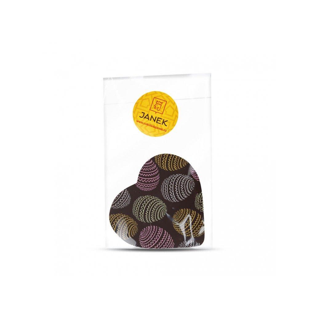 516 horke cokoladove srdicko 64 procent velikonocni potisk cokoladovna janek jpg